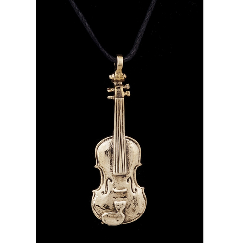 Скрипка (кулон)
