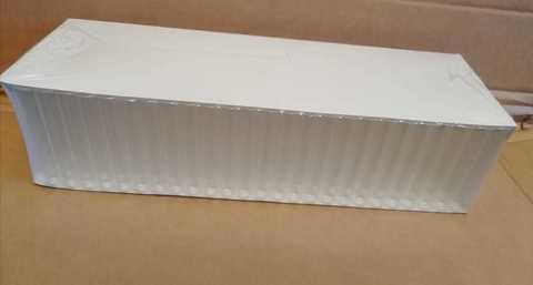 901275 Пробирки боросиликатного стекла 75х12 250шт/уп (Дельталаб С.Л., Испания)
