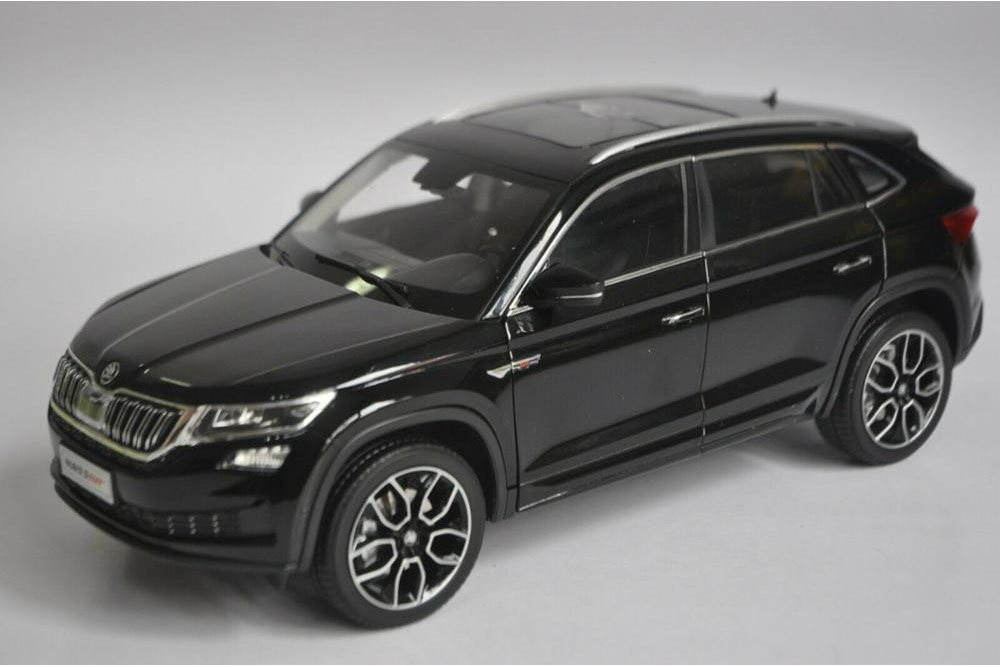 Коллекционная модель SKODA KODIAQ GT 2019 BLACK