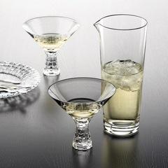 Набор из 2 хрустальных фужеров для мартини