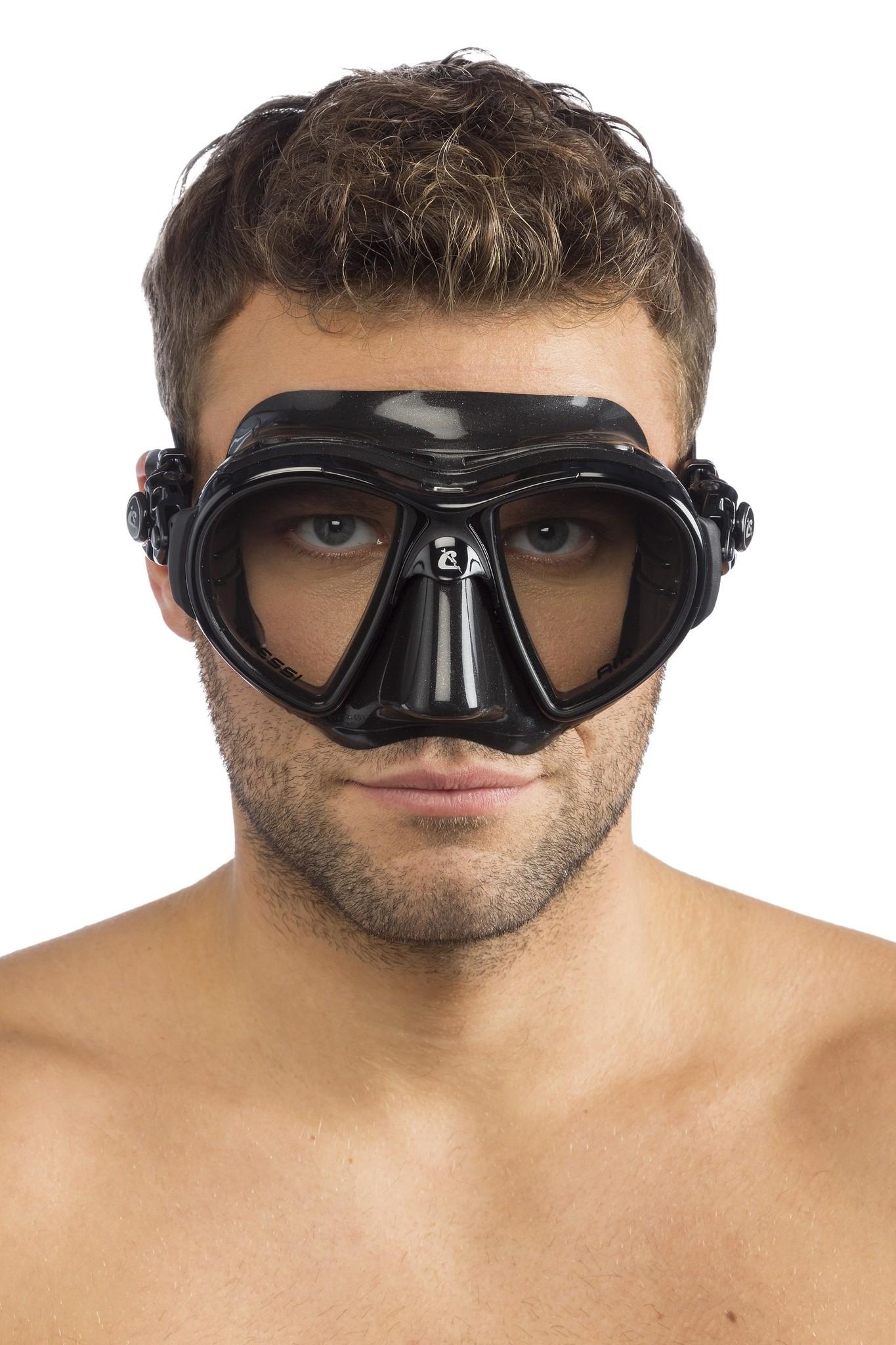 Silicone Mask Air Black