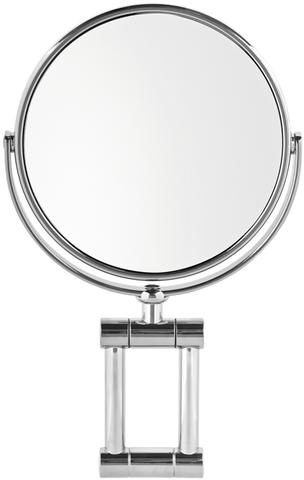 Косметологическое зеркало с пятикратным увеличением 5x. Модель 2306