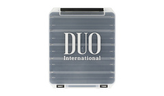 Коробка DUO REVERSIBLE LURE CASE 160 Pearl Black/Clear