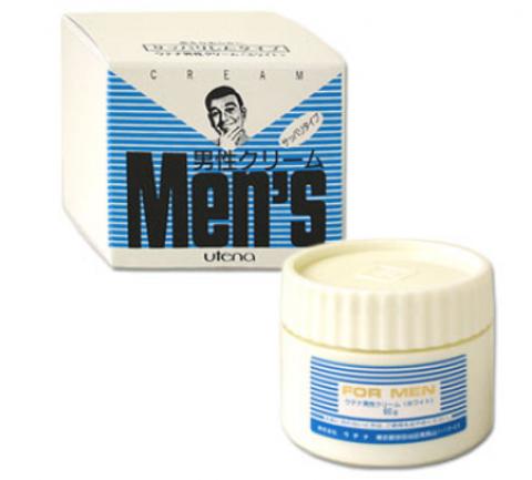 Тонизирующий защитный крем после бритья Utena с ментолом и витамином В6 60 гр