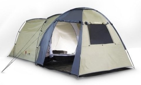 Кемпинговая палатка INDIANA OZARK 4 (4 местная)