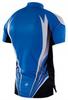 Футболка Noname Combat 13, blue/black
