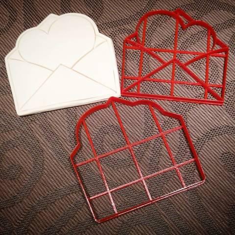 Сердце в конверте