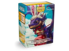 DS Sleeves: Matte Easter Dragon (100)