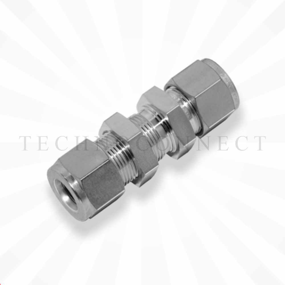 CBU-12  Соединитель панельного монтажа: дюймовая трубка  3/4
