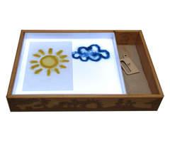 Стекло-вкладыш для рисования (для размера 60х40)