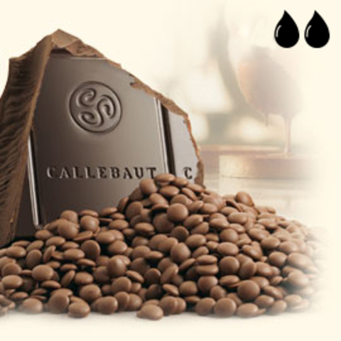Горький шоколад Каллебаут (Callebaut), 100гр