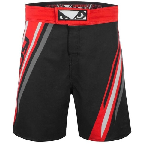 Шорты для MMA Bad Boy Pro Series Advanced Shorts-Black/Red
