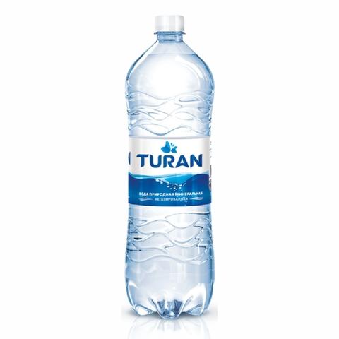Вода минеральная TURAN б/газа 1,5 л пл/б КАЗАХСТАН