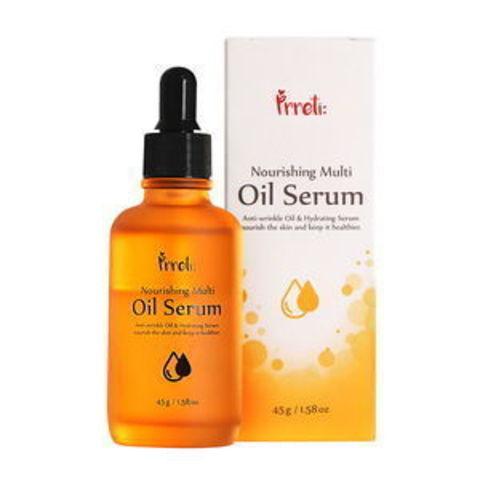Сыворотка для лица КОМПЛЕКС МАСЕЛ Nourishing Multi Oil Serum, 45 гр PRRETI