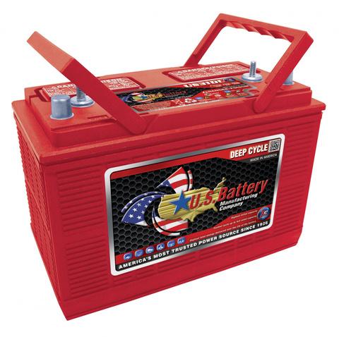 Аккумулятор U.S.Battery US 31DC XC2 (12В/130Ач)