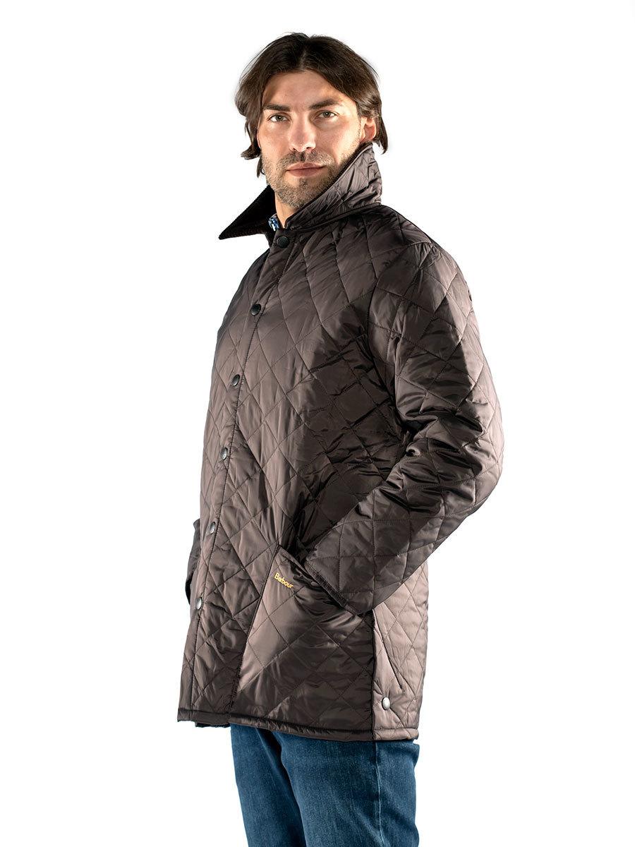 Barbour куртка Liddesdale Quilt MQU0001/RU51