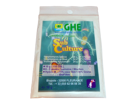 BioMagix - SubCulture GHE 25G