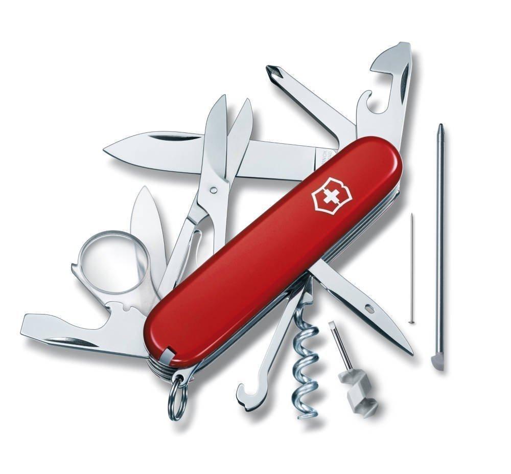 Складной нож Victorinox Explorer (1.6705) 91 мм., 19 функций - Wenger-Victorinox.Ru