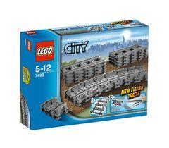 Lego Город Гибкие пути (7499)