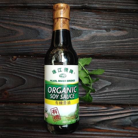 Фотография Органический соевый соус PRB, 300 мл. купить в магазине Афлора