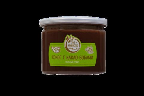 Кокос - какао-бобы нежный урбеч