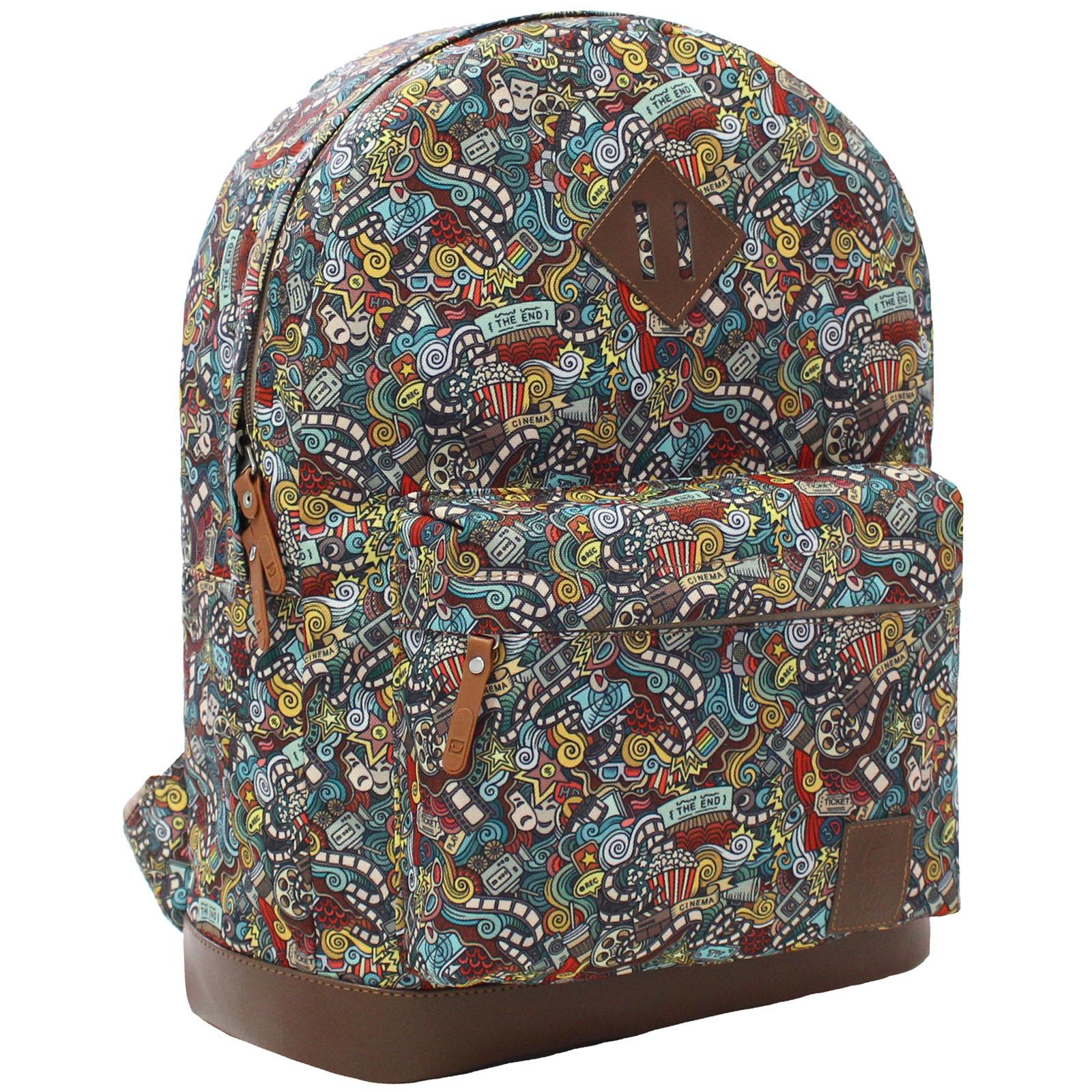 Городские рюкзаки Рюкзак Bagland Молодежный 17 л. сублімація 74 (005336640) IMG_5743.JPG