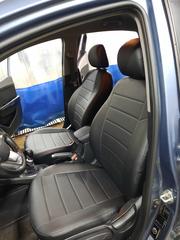 Чехлы на Hyundai Solaris седан 2010–2017 г.в.