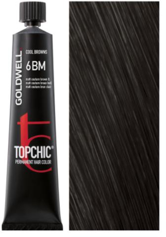 Goldwell Topchic 6BM светло-коричневый матовый TC 60ml