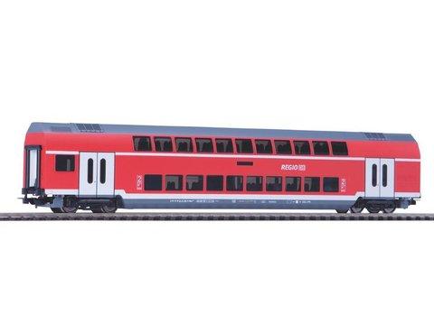Двухэтажный пассажирский вагон 2-го класса DB Regio VI