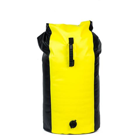 Герметичный баул с клапаном 60 л, yellow