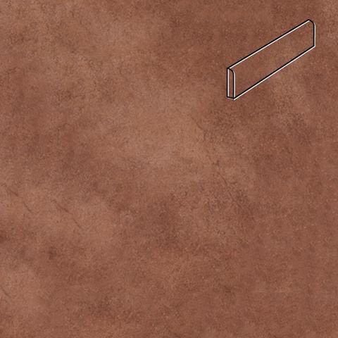 Interbau - Nature Art, Cognac braun/Шоколадный 360x80x9,5, цвет 114 - Клинкерный плинтус