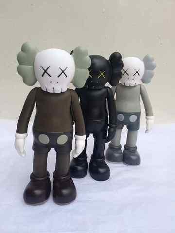 Куклы KAWS Companion