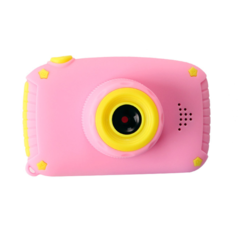 Фотоаппарат детский SmileZoom Зайчик 20 Мп / Белый - вид без чехла
