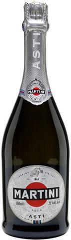 Вино игристое Mартини Aсти бел. сл. 7,5* Алкомаркет 0,75л