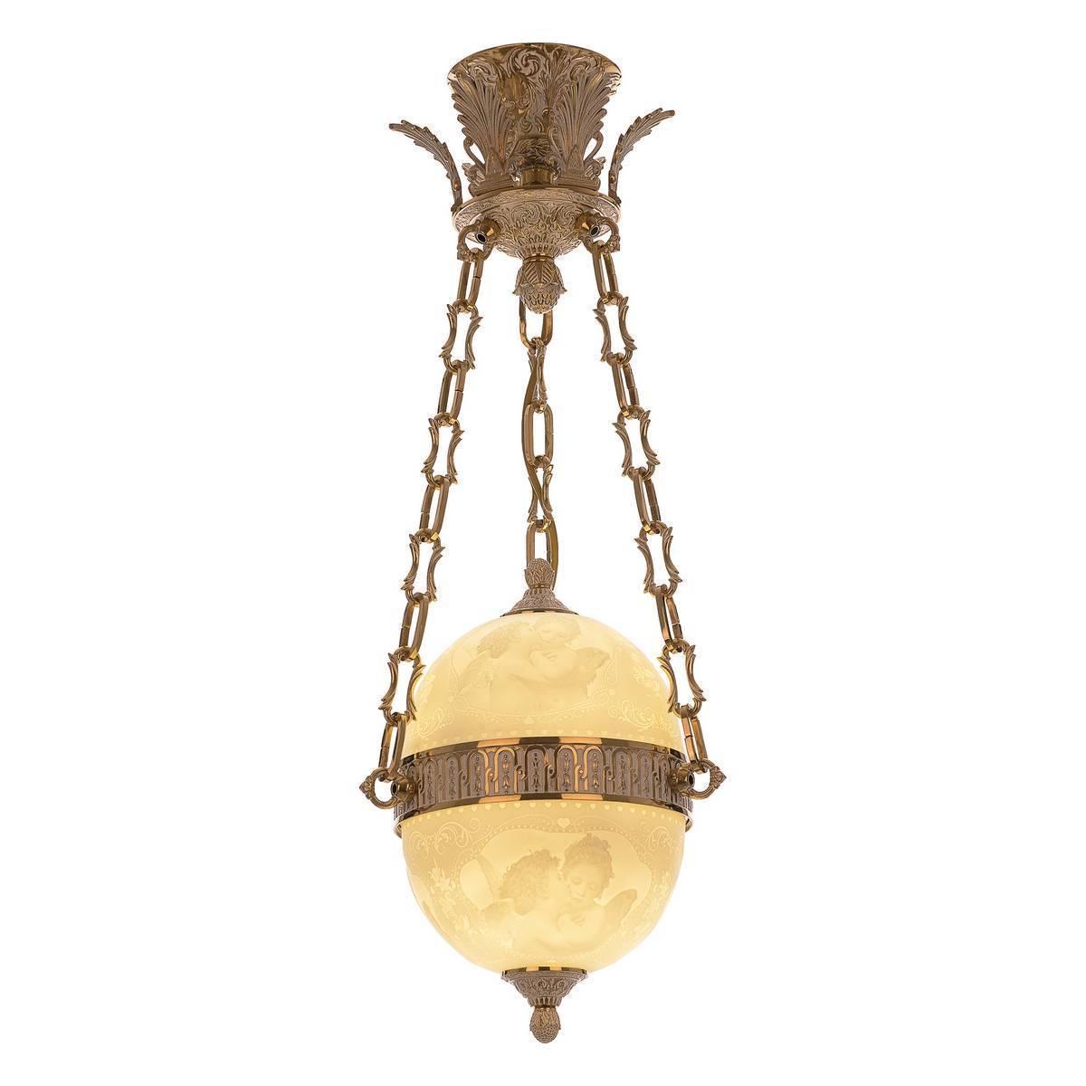 Подвесной светильник Bohemia Ivele 71000P/20 GW Angel Y8