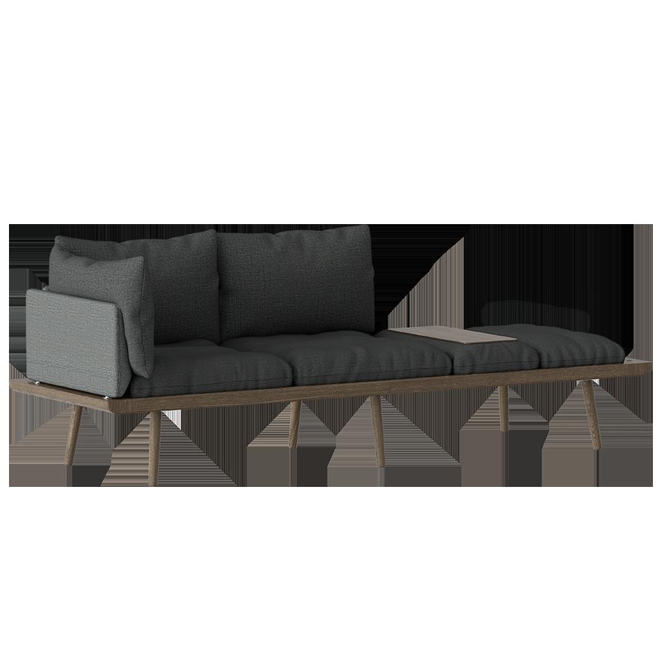 Диван 3-местный Lounge Around - вид 4