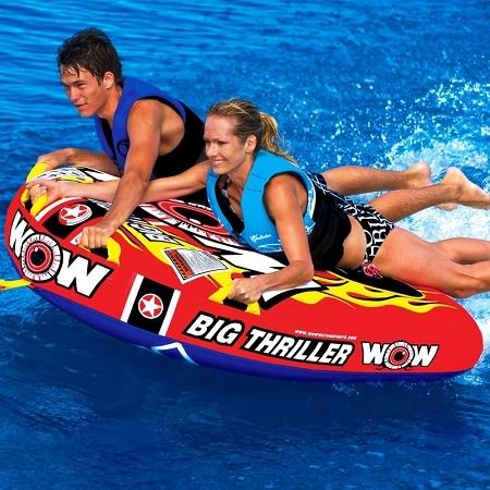 """Towable ski tube """"Big thriller"""", 2 person"""