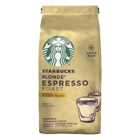 """Кофе """"Starbucks"""" зерновой Blonde Espresso 200г"""
