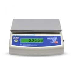 Весы лабораторные/аналитические Mertech M-ER 122ACF-1500.05 Accurate, LCD, АКБ, 1500гр, 0,05гр, 140х180, с поверкой, высокоточные