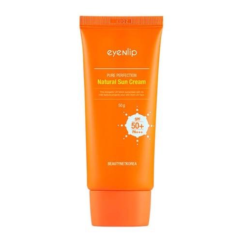 EYENLIP Солнцезащитный крем для лица  EYENLIP PURE PERFECTION NATURAL SUN CREAM 50гр file.jpg