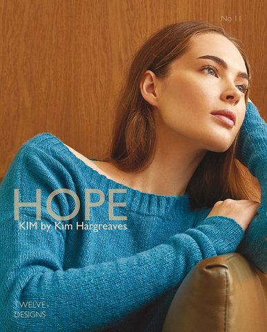 Книга Kim Hargreaves HOPE