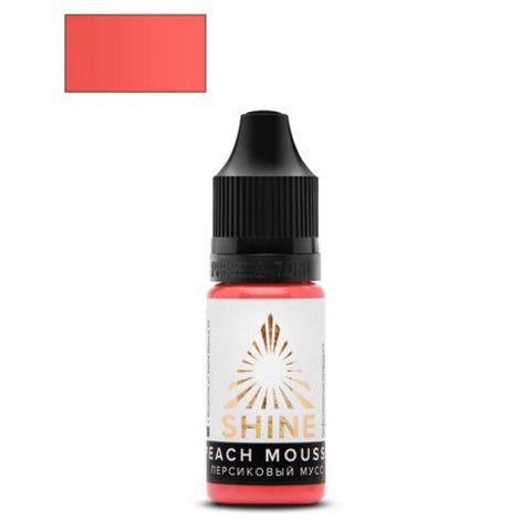 Пигмент Shine Peach Mousse / Персиковый мусс