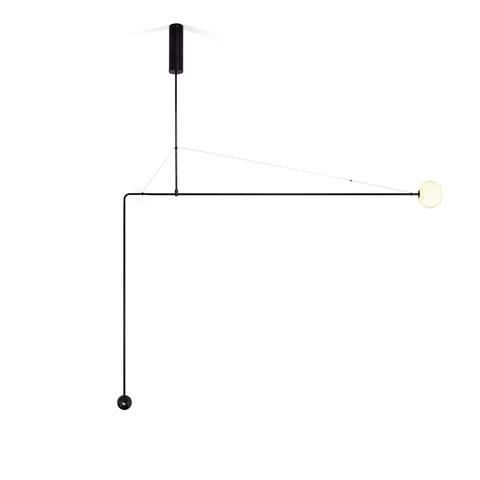 Подвесной светильник Mobile Chandelier 4 by Michael Anastassiades