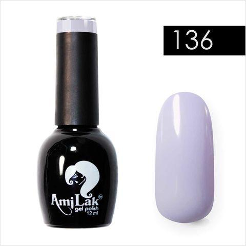 AmiLak Color Gel Polish №136