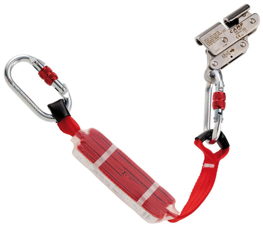 Страховочное устройство для троса CABLE FALL ARRESTER KIT 8mm