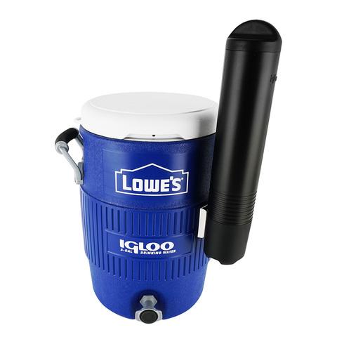 Изотермический контейнер (термобокс) Igloo 5 Gal St Cup Disp (термоконтейнер, 18 л.)