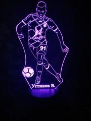Футболист (Ваш текст)