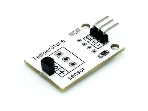 Модуль датчика температуры Dallas DS18B20