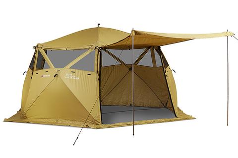 Кухня-шатер HIGASHI Yurta Сamp Olive II