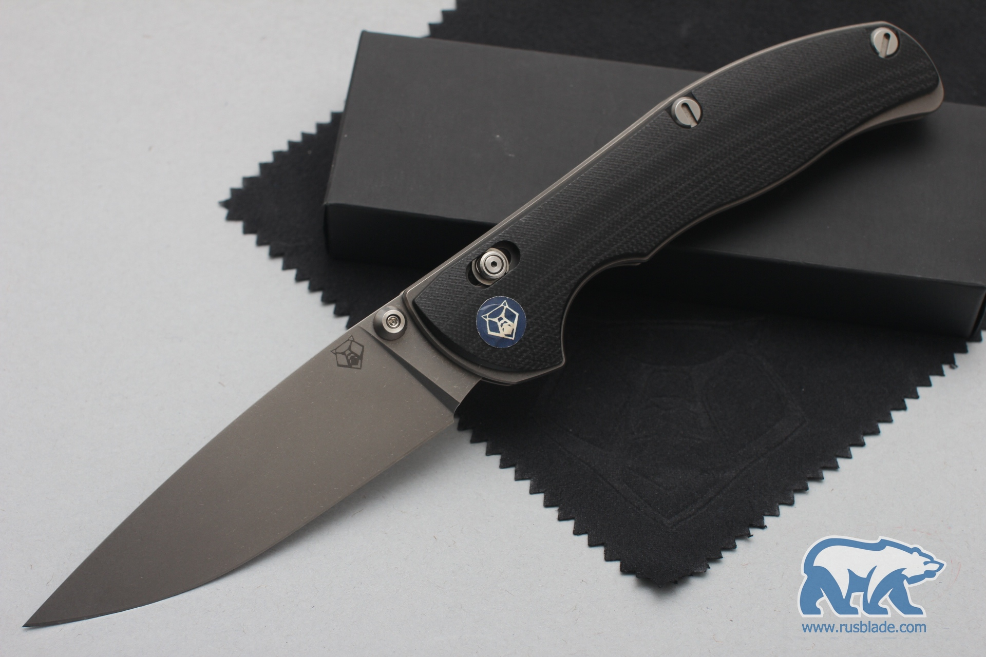 Shirogorov Tabargan 100NS Vanax 35 G10 black
